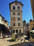Den härliga staden av Coimbra Royaltyfri Fotografi
