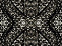 Den härliga svarta gipiuraen, kan använda som bakgrund Royaltyfri Fotografi