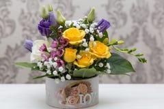 Den härliga våren blommar för mars 8 Arkivbild