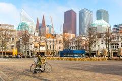 Den Haag die Niederlande Stockbild