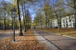 Den Haag im Herbst Stockfotos