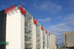 Den Haag: Moderne Architektur Lizenzfreie Stockfotos
