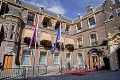 Den Haag Nederländerna Royaltyfria Foton