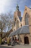 Den Haag Nederländerna Arkivbild