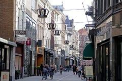 Den Haag Nederländerna Royaltyfri Foto