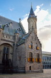 Den Haag, the Netherlands -September 19, 2015: Side view of the Royalty Free Stock Image