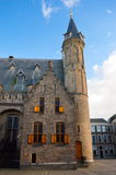 Den Haag, the Netherlands -September 19, 2015: Side view of the Royalty Free Stock Photo