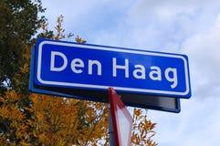 Den Haag, Paesi Bassi fotografia stock libera da diritti