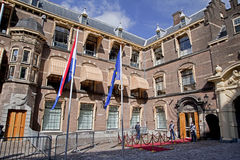 Den Haag, Paesi Bassi Fotografie Stock Libere da Diritti