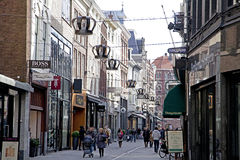 Den Haag, Pays-Bas Photo libre de droits