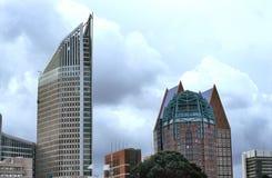 Den Haag Skyline Stock Image