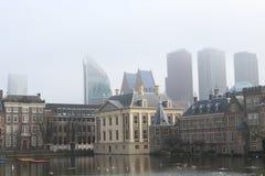 Den Haag skyline Stock Photography