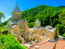 Den Haghartsin kloster royaltyfri fotografi