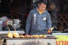 Den handels- rosta maten fotografering för bildbyråer