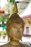 Den Head Buddha Arkivfoto