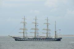 DEN HELDER, PAYS-BAS - 25 juin 2017 : Voile Den Helder - Mari Photo stock