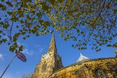 Den heliga griften i Northampton royaltyfri fotografi