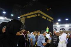Den heliga Kaabaen Royaltyfri Foto