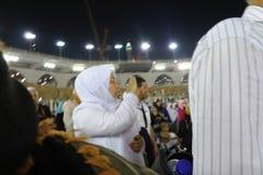 Den heliga Kaabaen Royaltyfri Fotografi