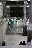 Den heliga Kaabaen Fotografering för Bildbyråer