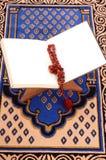 Den heliga quranen och Tasbihen Royaltyfria Foton
