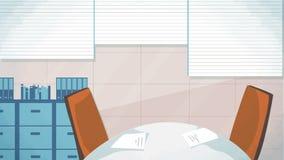 Den hem- pentrybakgrundsvektorn för tecknade filmen, animering, annonserar, delta i en kampanj vektor illustrationer
