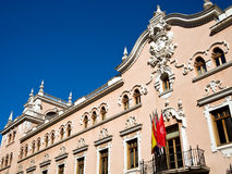 Universitetar av Murcia, Spanien royaltyfri bild