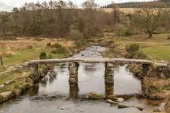 Den historiska Clapperbron som g royaltyfri bild