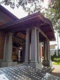 Den historiska Kendo skolan - Butokuden Arkivbild