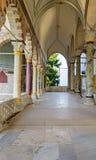 Den historiska mitten av Istanbul. fotografering för bildbyråer