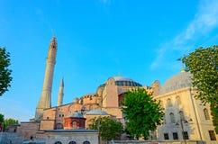 Den historiska mitten av Istanbul. royaltyfria foton