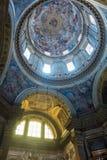 Den historiska San Gennaro för di för domkyrka`-Duomo `en, Royaltyfri Bild