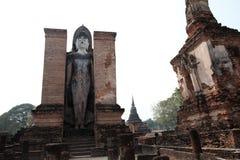 Den historiska Sukhothaien parkerar Royaltyfria Bilder