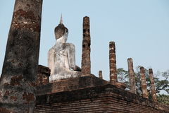 Den historiska Sukhothaien parkerar Royaltyfri Foto