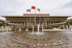 Den historiska Taipei huvudsakliga stationen Arkivfoton