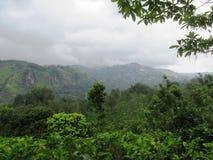 In den Hochländern von Sri Lanka Lizenzfreies Stockbild