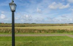 Den Hoorn Lamppost Stock Image