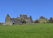 Den Hor abbotskloster på vaggar av Cashel arkivfoton