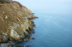 Den Howth klippan går dublin ireland Royaltyfria Bilder