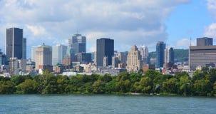 Den i stadens centrum Montrealen Arkivbild