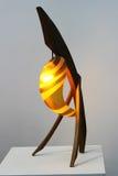Den idérika lampan Royaltyfri Bild