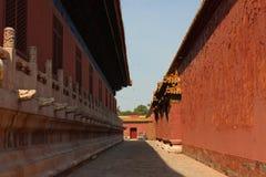 Den imperialistiska släkt- templet Royaltyfria Bilder