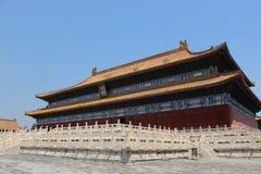 Den imperialistiska släkt- templet Royaltyfri Foto