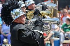 Den Indianapolis 500 gatan ståtar 2014 Royaltyfri Fotografi