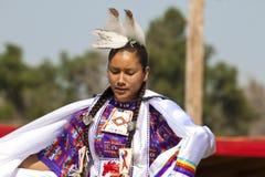Den infödda powen överraskar South Dakota Royaltyfria Bilder