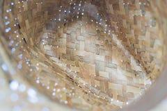 Den inre sugrörhatten se upp pov-skugga på ögonöverkant kopplar av arkivbilder
