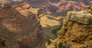 Den inspirerande Grand Canyon av USA Royaltyfri Foto