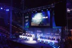 Den Intel ytterligheten styr 2014 Arkivbild