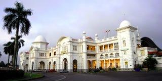 Den Ipoh järnvägstationen Royaltyfria Bilder