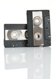 den isolerade kassetten tean två Royaltyfri Foto